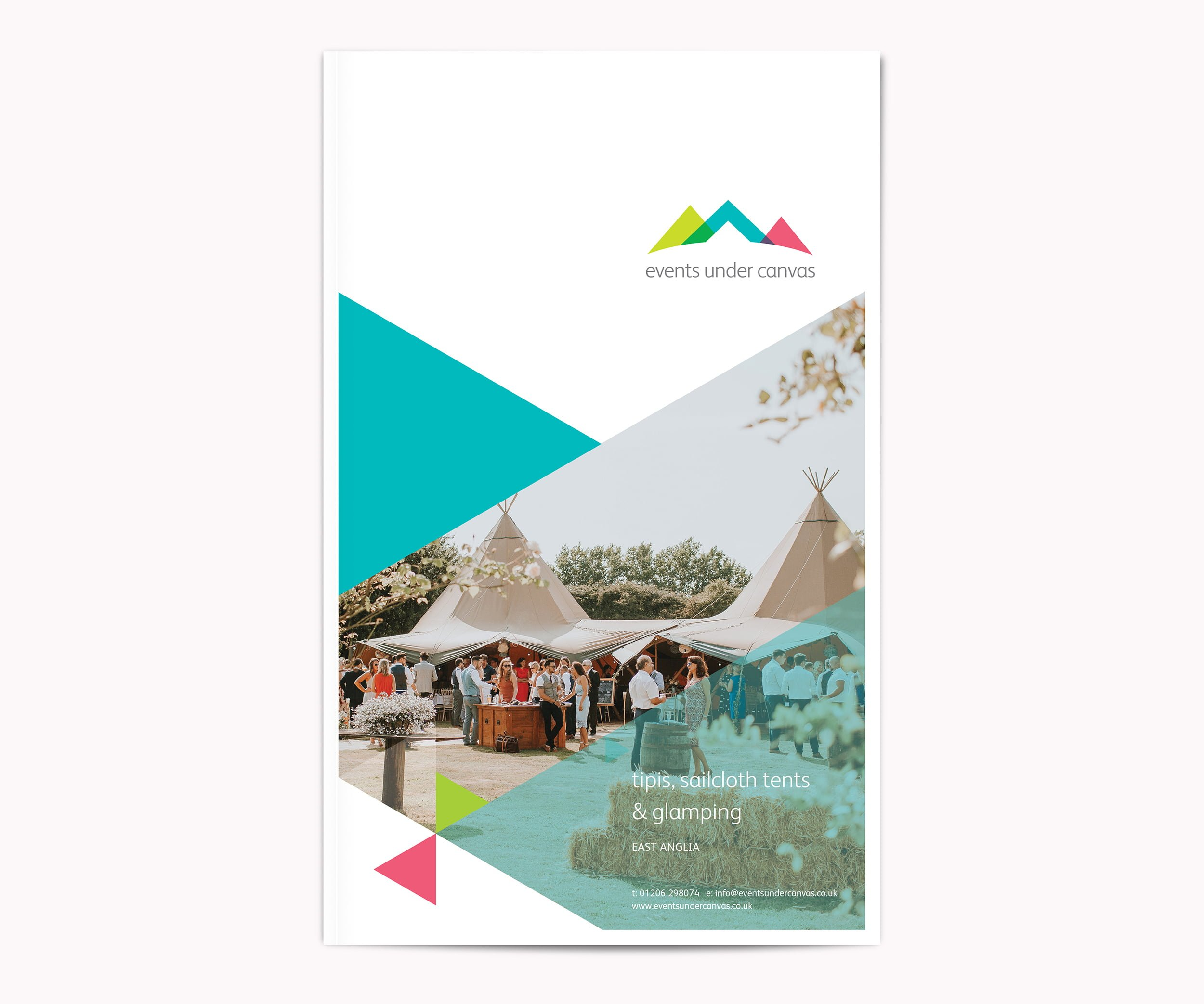 Events Under Canvas Brochure