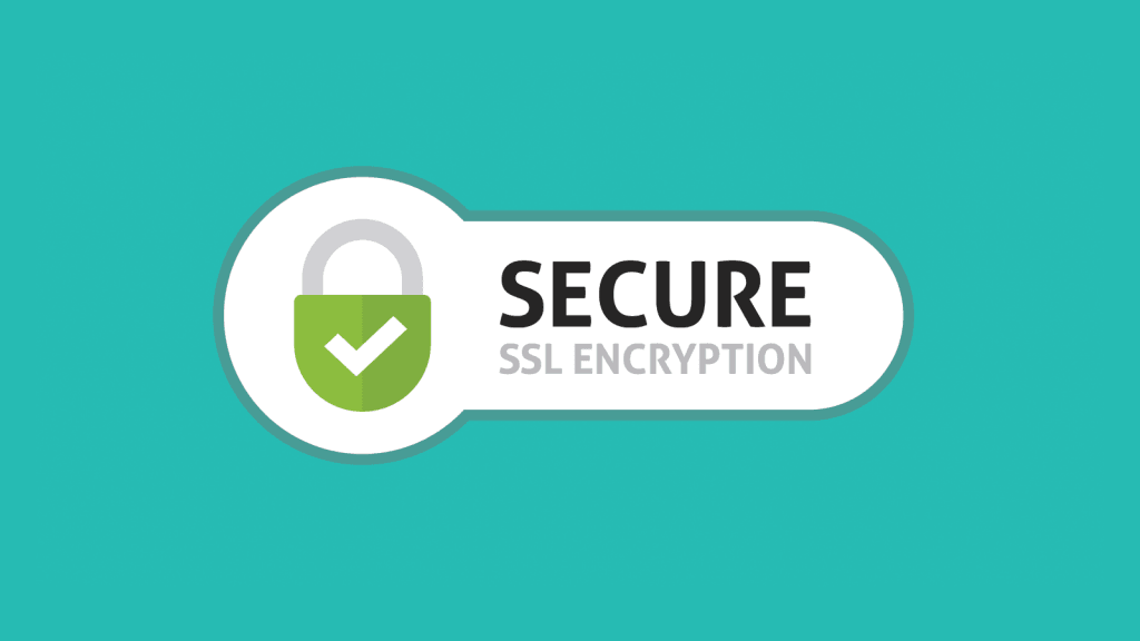 SSL Secure Encryption