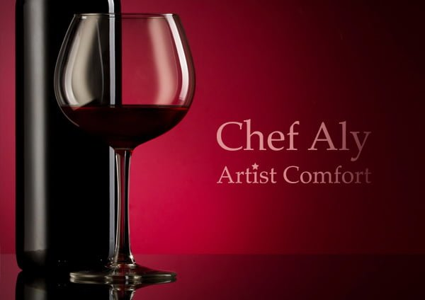 Chef Aly Website